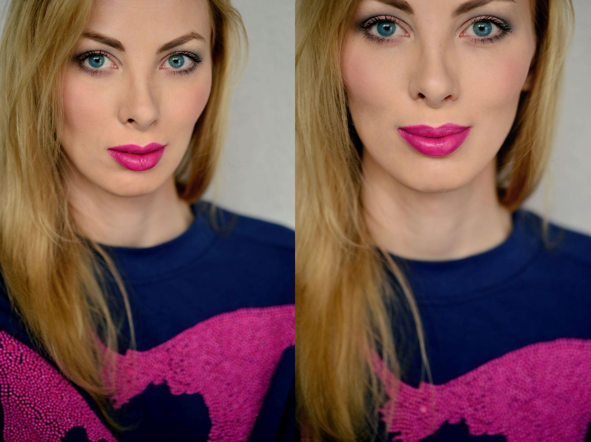 makijaż charlize mystery