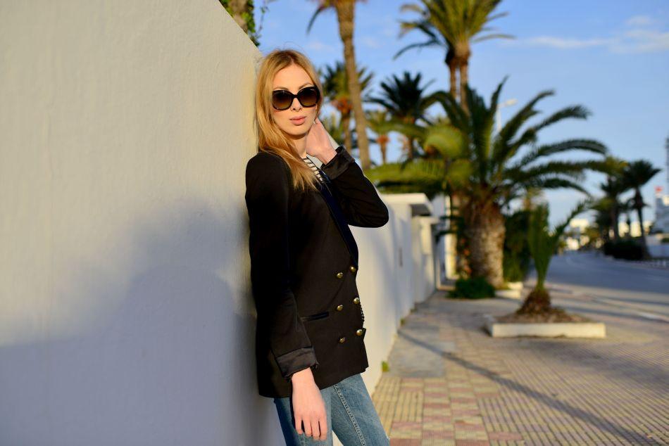 charlize mystery tunezja, stylizacja paski