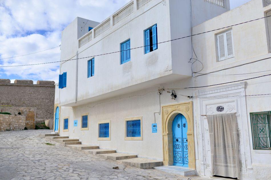 architektura tunezja