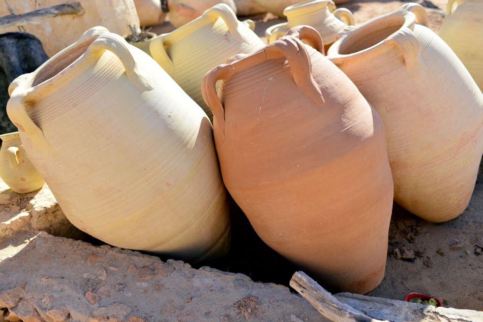 gliniana waza tunezja