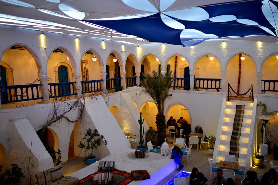 tunezyjski bar