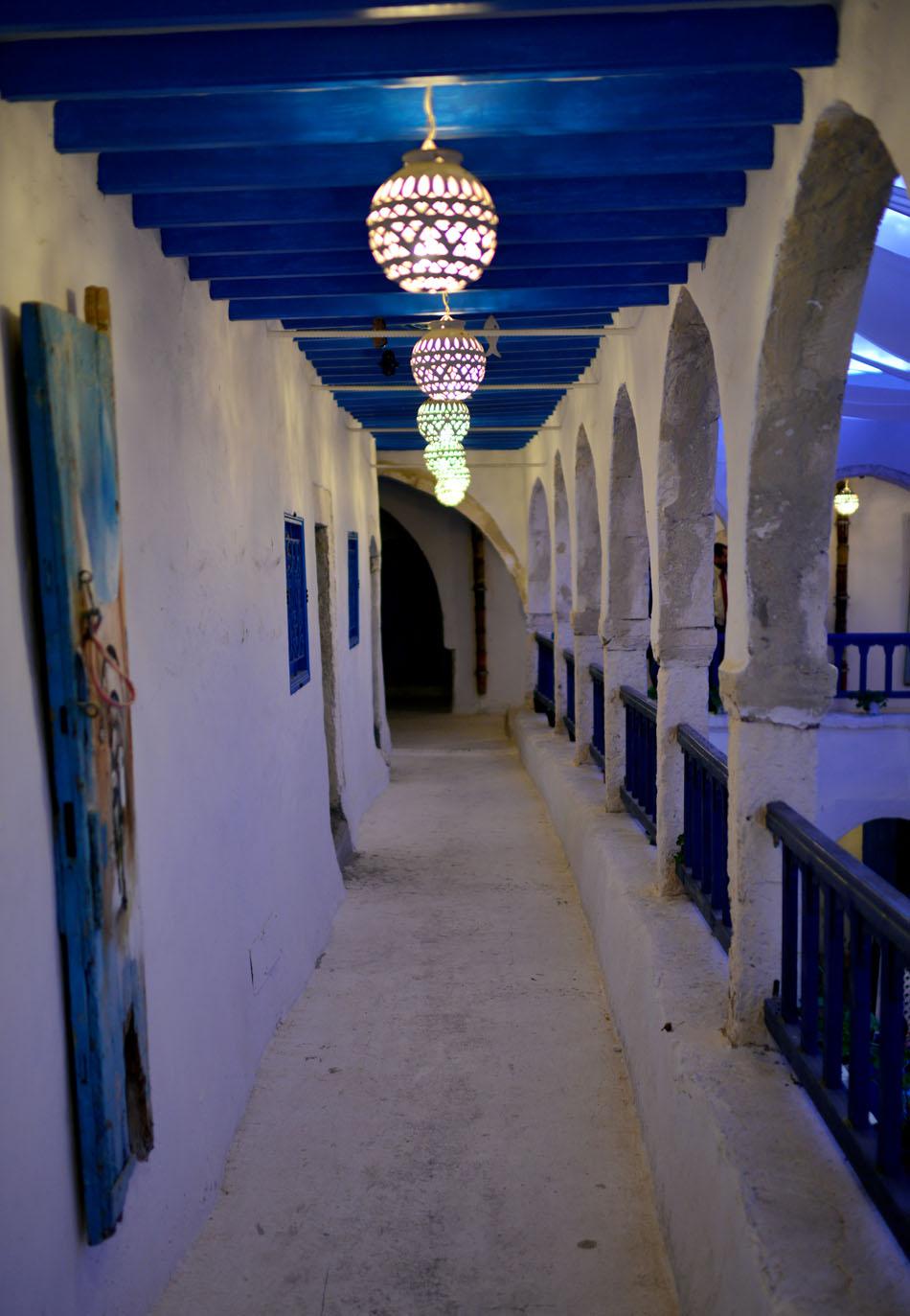architektura w tunezji