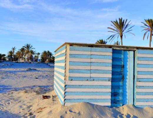 tunezja djerba plaża
