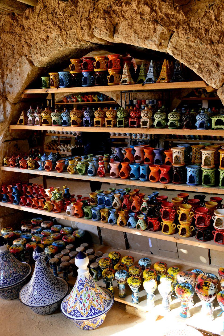 tunezyjski sklep