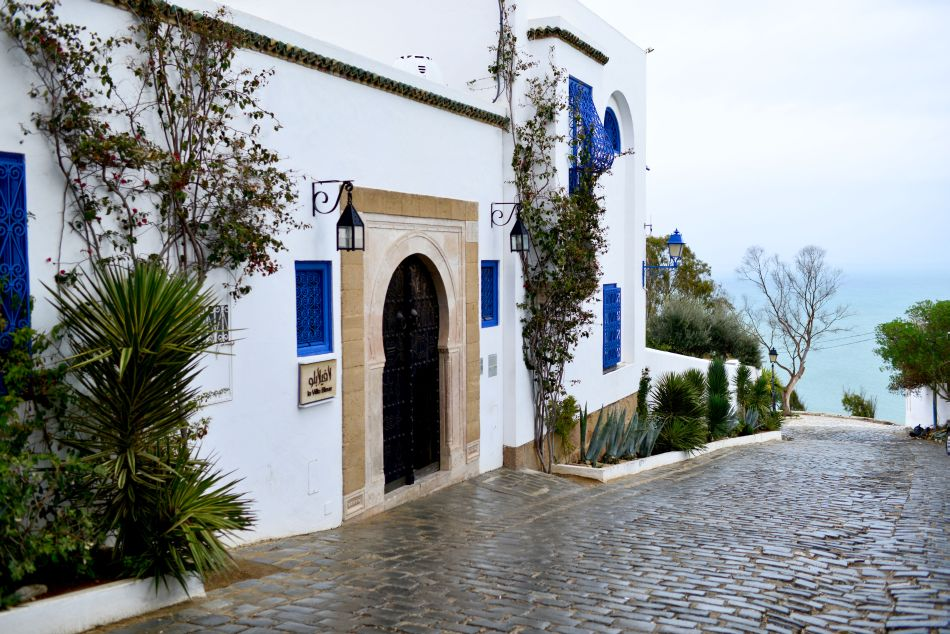 architektura sidi bou said