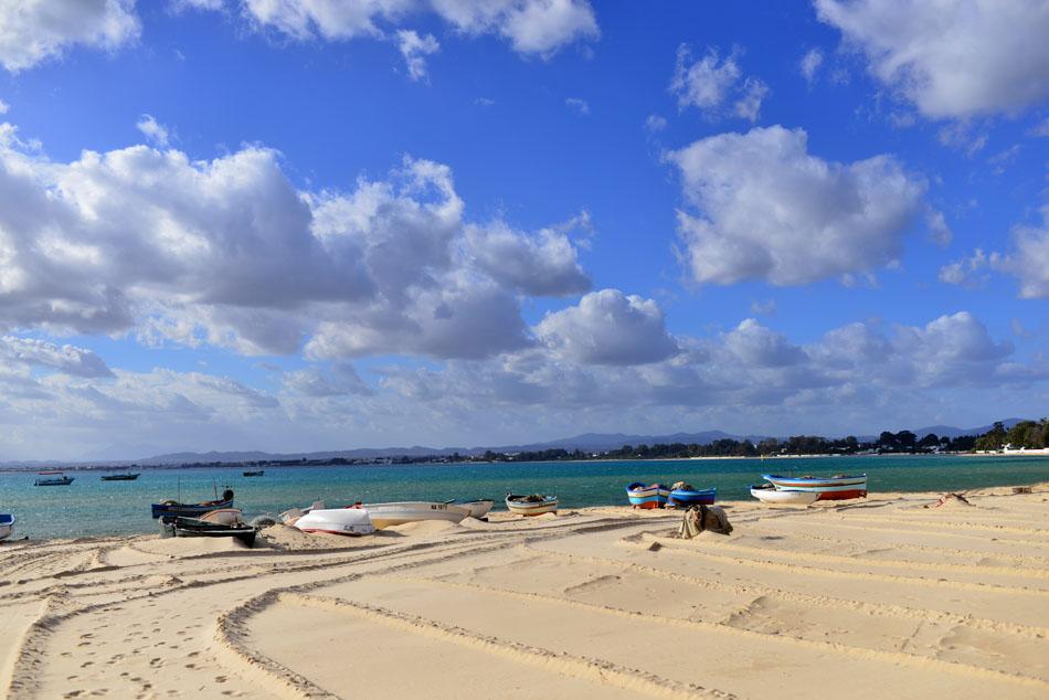 najlepsze plaże w tunezji