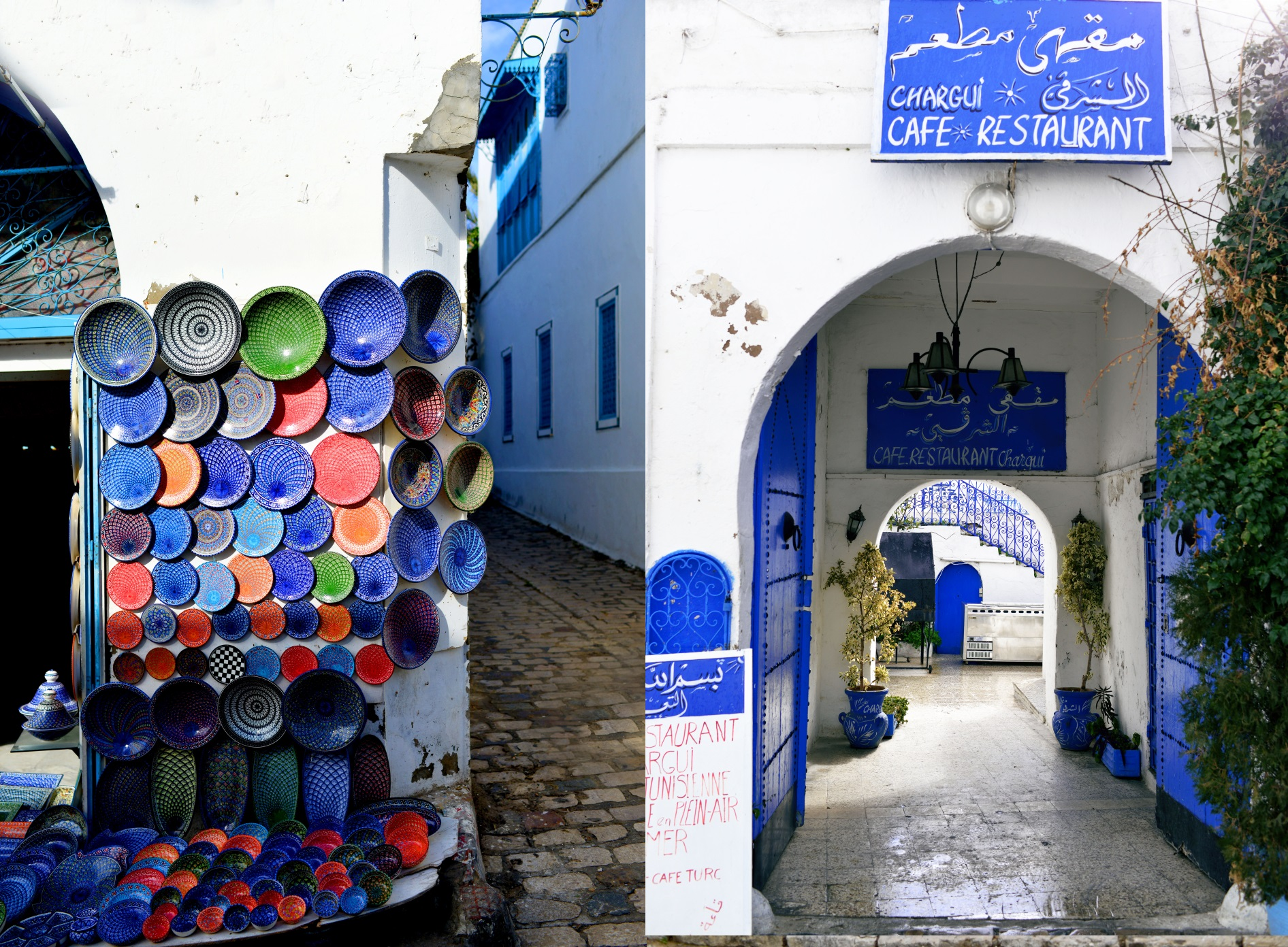 pamiątki z tunezji