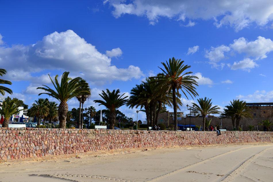 plaże tunezyjskie