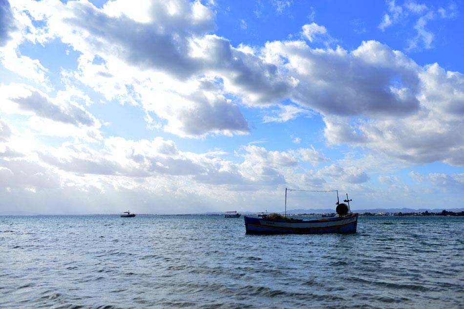 wybrzeże tunezji