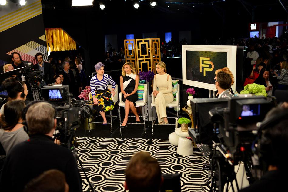 bbbbea2cce9660 Warto był też być oczywiście w głównym miejscu pokazów. Nagrywano tam jeden  z odcinków Fashion Police.