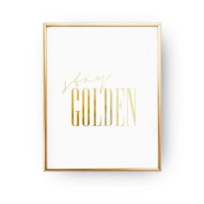 plakat-stay-golden-zloty