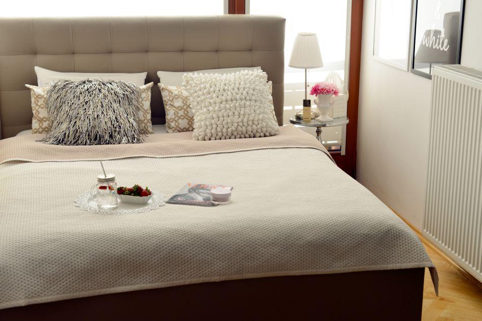 Idealne łóżko Do Spania Charlize Mystery