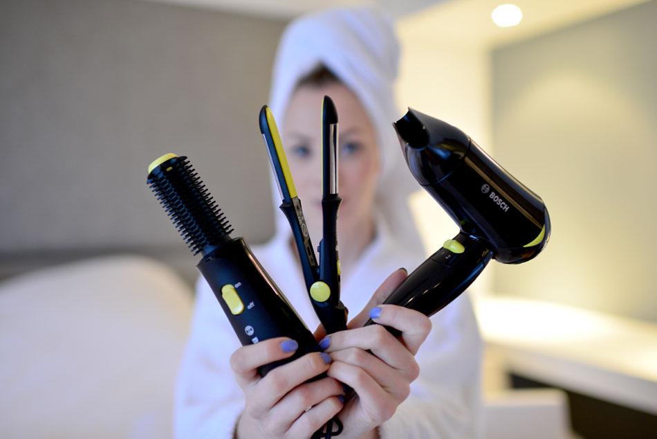 sprzęt bosch do stylizacji włosów
