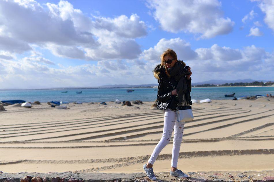 Charlize mystery w tunezji