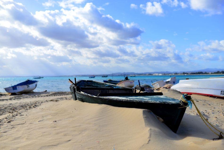 plaże w Tunezji
