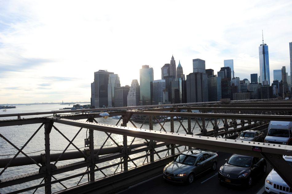 most brookliński widok
