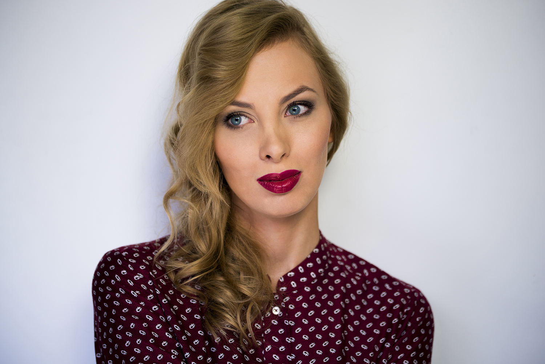 makijaż świąteczny od chanel