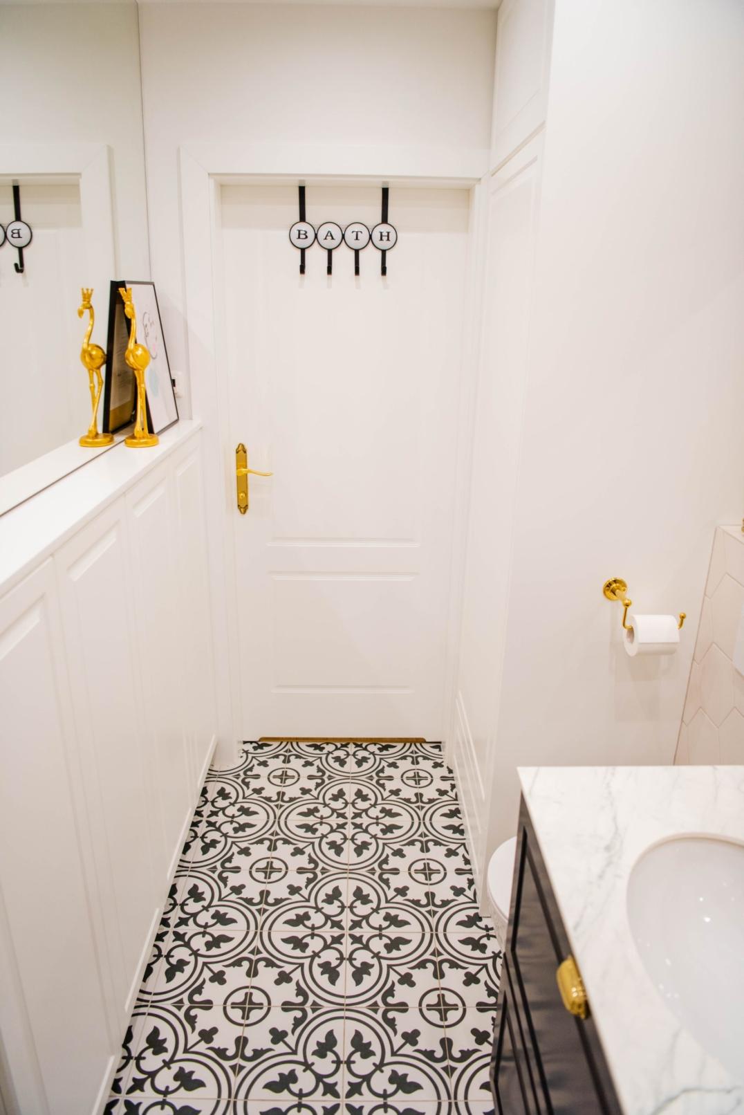 łazienka W Nowojorskim Stylu Charlize Mystery