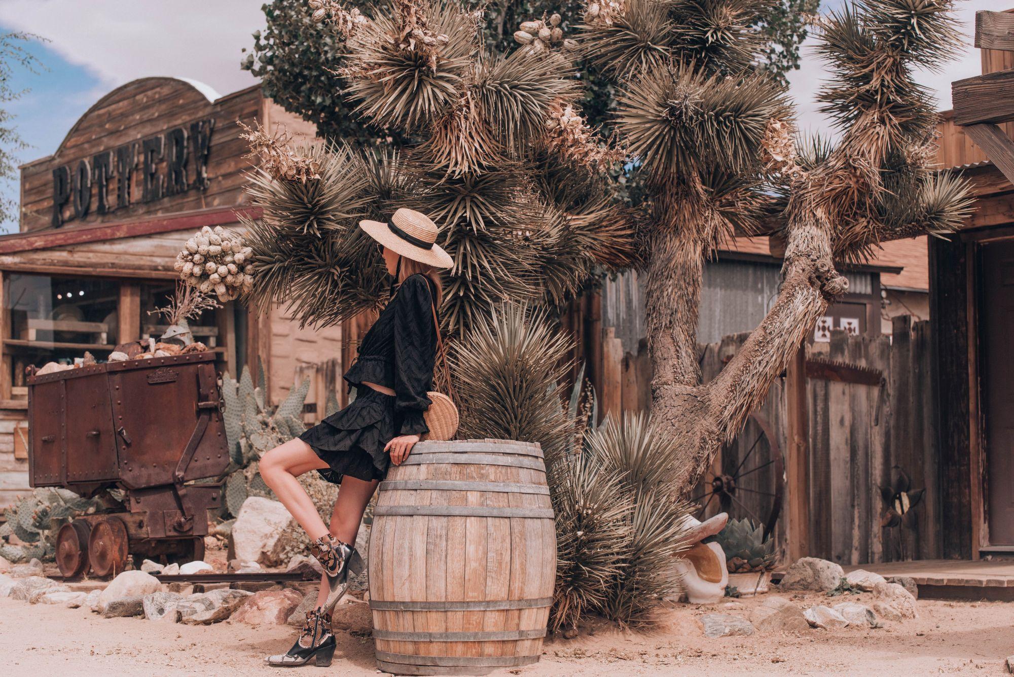 miasteczko westernowe