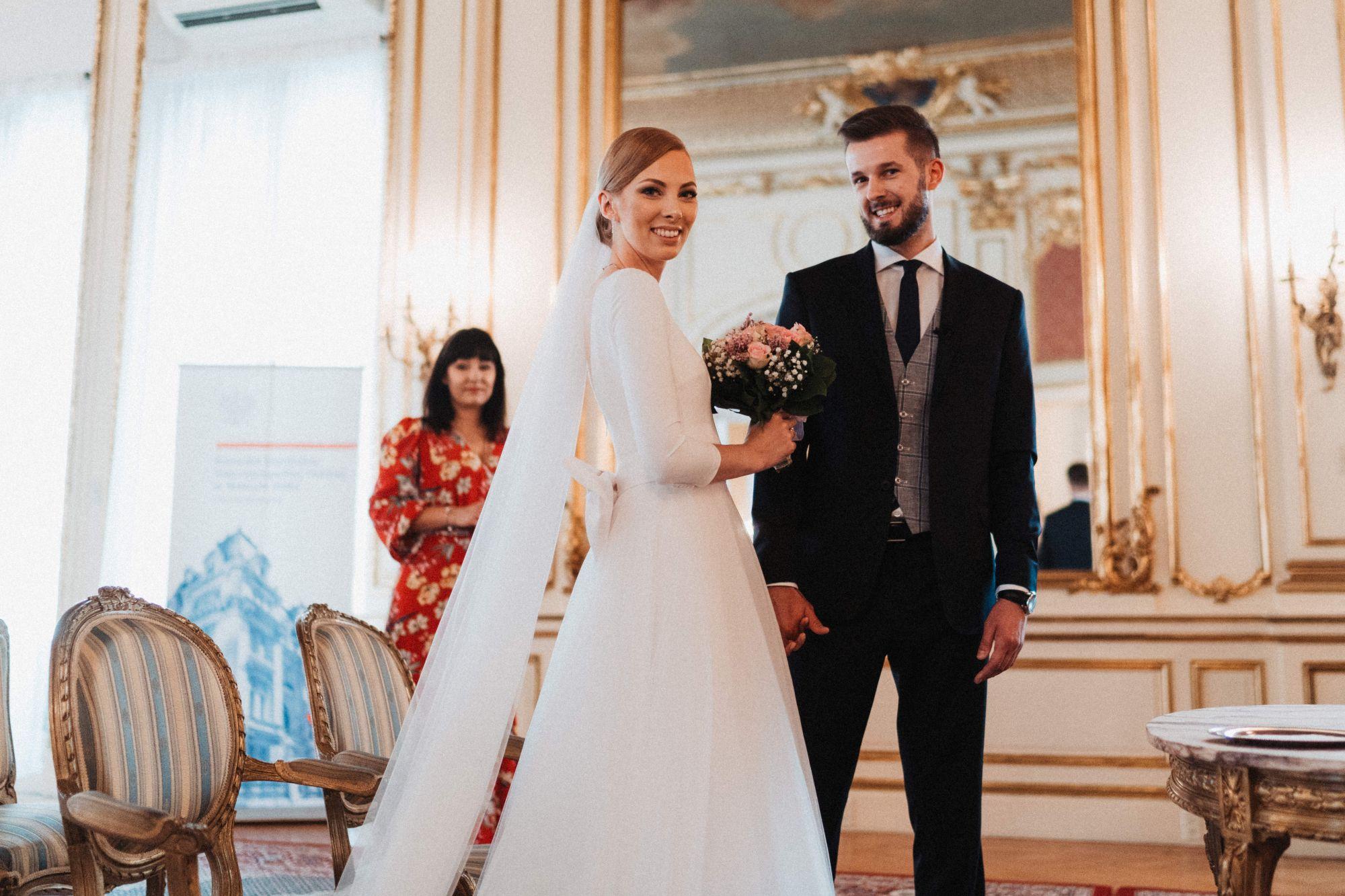 ślub w nowym jorku - wnętrze konsulatu